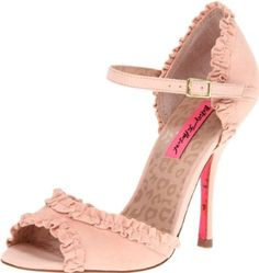 Betsey Johnson Women's Balladd Pump,$129.95 (GIRLY,PERFECT.Besteys shoes and purses are devine!)
