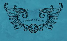 I open at the Close Small Print by khallion