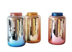 Container Vase by Sebastian Herkner