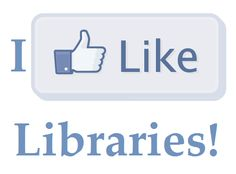 Are you following your library on Facebook?