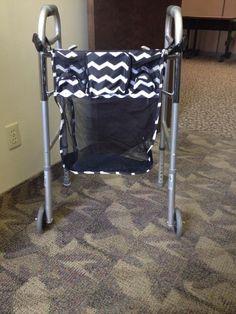 Great alternate use for the Take a Stroll bag!    www.mythirtyone.com/debbiesmith/