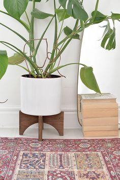DIY | plant stand @burkatron
