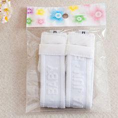 ส่วนลดโปรโมชั่น<SP>New djustable Newborn Infant Baby Nappy Fasteners Fixed Diaper Strip (M) - intl++New djustable Newborn Infant Baby Nappy Fasteners Fixed Diaper Strip (M) - intl Organic cotton Ergonomic design Using superb sewing technology Safe, easy to use and carry Weight: 10G Size: length of about 37CM, width of about 2CM or so 170 บาท -70% 567 บาท ช้อปเลย  Organic cottonErgonomic designUsin ...++http://www.9mserv.com/detail.php?pid=64792&cat=shop-cloth-diaper-pins-and-fasteners