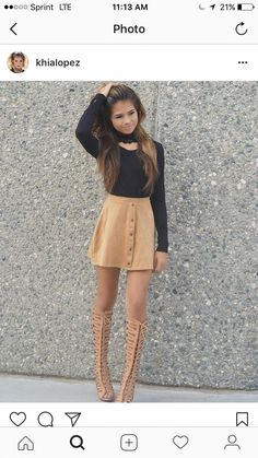 Lace Up Skirt Outfits Preteen Girls Fashion, Summer Fashion For Teens, Kids Outfits Girls, Cute Girl Outfits, Teenage Outfits, Cute Outfits For Kids, Kids Fashion, Fashion Outfits, Teenager Fashion