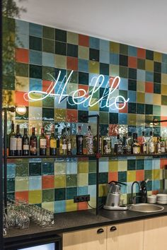 Charlie Pizza by is a new restaurant project designed by In Arch and is located in Kaunas, Lithuania. Photos by Leon Garbačauskas Pizza Restaurant, Restaurant Design, Airbnb Design, Pizza Joint, Cafe Shop, Healthy Juices, Kitchen Collection, Cafe Design, Interior Design