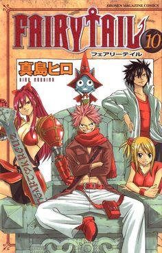 Fairy Tail - by MASHIMA Hiro