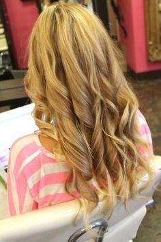 Victorias Secret Curls