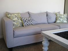 Custom Slipcovers By Shelley: Slipcover Process