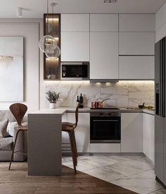 35 The Best Modern Kitchen Design Ideas