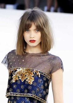 25 Short Bob Haircut with Bangs | http://www.short-haircut.com/25-short-bob-haircut-with-bangs.html