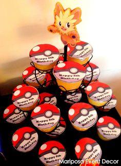 Pokemon Birthday Party Ideas | Photo 9 of 11 | Catch My Party