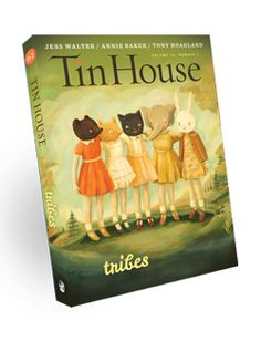 Tin House Magazine - submission include Flash Fiction