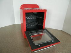"""Oven/Range/Stove for American Girl dolls (and other 18"""" dolls)"""