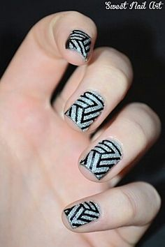 volleyball nails if you like this volleyball pin Go check out my volleyball board