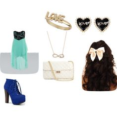 """""""going to a party"""" by kmcneill2012 on Polyvore.... hope u like"""