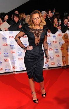 Kimberley Walsh gave her debut solo performance at the National Television Awards but was put to shame by X Factor star Ella Henderson, as fans slated the Girls Aloud singer's vocals and called for it to be her 'first and last' performance. Kimberley Walsh, Ella Henderson, Solo Performance, Girls Aloud, Cheryl Cole, Female Singers, Sexy Women, Beautiful Women, Actresses