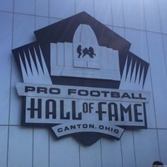 Pro Football Hall of Fame Enshrinement Weekend in Canton, Ohio http://social.quintevents.com/blog-0/bid/206119/Get-Your-2016-Pro-Football-Hall-of-Fame-Enshrinement-Weekend-Package
