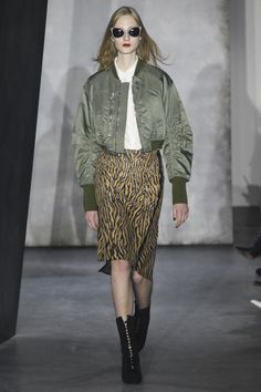 3.1 Phillip Lim - Fall 2015 Ready-to-Wear - Look 45 of 46