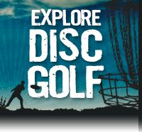 Our website (www.explorediscgolf.com) is now live! Head on over to familiarize yourself with our services and projects, and don't forget to check out our online store (www.shop.explorediscgolf.com) to see if anything strikes your fancy!