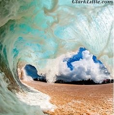 Hawaii shore break Taken by: Clark Little