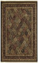 Century Collection Danforth Multi Burgundy Traditional Floral Area Rug