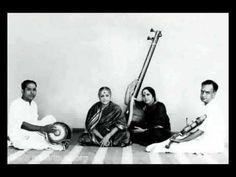 MS Subbulakshmi - Vinayaka Vighnavinashaka - Hamsadhwani - YouTube