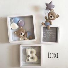 Berkay'ın üçlü panosu #keçe #felt #feltro #fieltro #pano #bebekpanosu #frame #babyframe #ecerce #tasarim #babyroom #babyroomdecor #elyapimi #handmade #hediye #babyshower #bebekodasi #baby #dogumhediyesi #hosgeldinbebek #bebekhediyesi #craft #feltcraft #nursery #nurserydecor