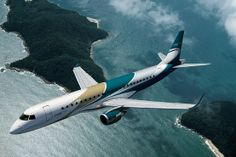 Embraer - Brazilian Jets (Lineage 1000 Model)