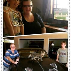 #365daysofmemories #2016: Day 9 - 9 January: #sisters playing #games and #menfolk chumming with the #otherwoman #jaguar420g