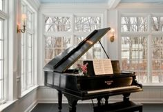 want a baby grand piano some day! by bonita