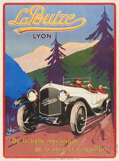 bourdier affiche ancienneautomobiles renault 1929 the twenties dancing on a volcano. Black Bedroom Furniture Sets. Home Design Ideas
