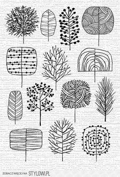 best ideas for drawing ideas zentangle doodles Doodle Art, Doodle Trees, How To Doodle, Art Design, Design Ideas, Design Elements, Modern Design, Interior Design, Art Plastique