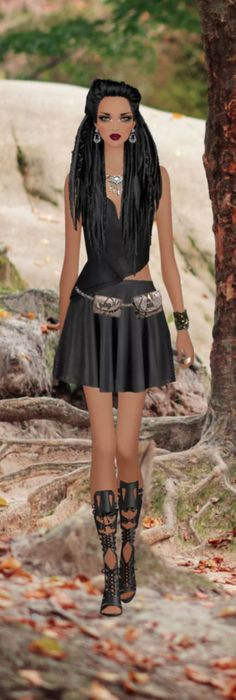 Covet Fashion Game  The Messenger  Five Star Winning Look by JustPeachy