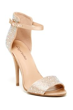 #beautiful Champagne Sparkle Heels...