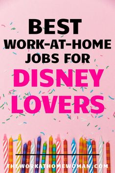 Do you LOVE Disney? Would you like to work from the comfort of your own home? Well, you're in luck! Here are the best remote jobs and business ideas for Disney lovers! Quick Money, Extra Money, Home Based Business Opportunities, Business Ideas, Work From Home Jobs, Make Money From Home, Job Work, Time Management Tips, Heart For Kids