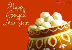 Wish You a Very Happy Bengali New Year in Advance. For bengali new year special gifts please visit: http://www.flowerzncakez.com