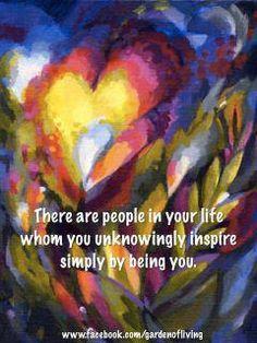 Strive to inspire!
