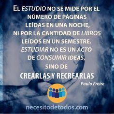 Crear y recrear ideas