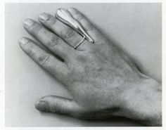 Sixth Finger, silver, 1979