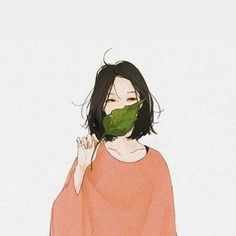 Image about girl in Art/Illustration by Vera on We Heart It Art And Illustration, Character Illustration, Girl Illustrations, Aesthetic Anime, Aesthetic Art, Aesthetic Drawings, Aesthetic Painting, Aesthetic Pictures, Character Art