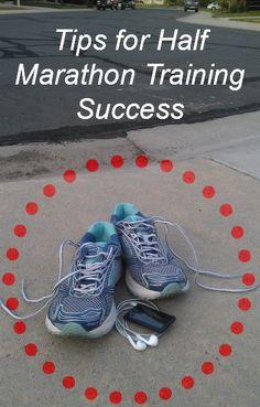 7 tips for half-marathon training success! @Catherine Moss @Right Start