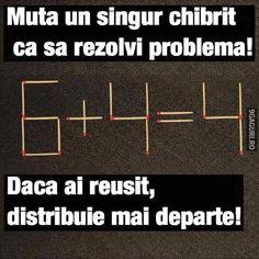 Poți rezolva problema?   Link Postare ➡ http://9gaguri.ro/media/poti-rezolva-problema
