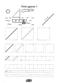 Φωτογραφία: Tracing Worksheets, Preschool Worksheets, Pre Writing, Writing Skills, Learning To Write, Pattern Books, Pre School, Special Education, Kindergarten