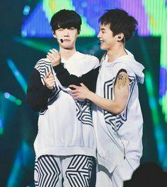 Lu Han & MinSeok
