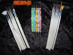 'BN Nail Art Pro Set 20 Piece' is going up for auction at  7am Mon, Oct 28 with a starting bid of $8.