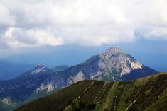 Little Fatra - Veľký a Malý Rozsutec Homeland, Mount Rainier, Mountains, Nature, Travel, Naturaleza, Viajes, Destinations, Traveling
