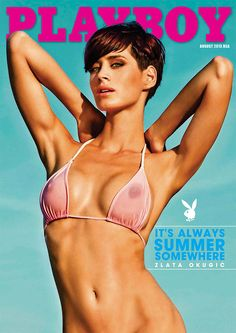 Playboy August 2013 (South Africa) English   132 pages   True PDF   32.19 MB