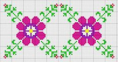 Celtic Cross Stitch, Cross Stitch Rose, Cross Stitch Borders, Cross Stitch Flowers, Cross Stitch Charts, Cross Stitch Designs, Cross Stitch Embroidery, Cross Stitch Patterns, Crochet Cord