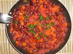 Mancarica rapida cu fasole rosie Curry, Dinner, Ethnic Recipes, Food, Green, Dining, Curries, Food Dinners, Essen