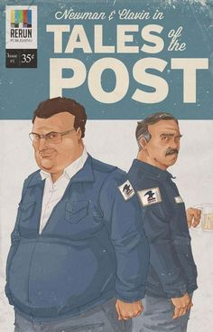 Tales Of The Post is listed (or ranked) 11 on the list 30 Incredible Seinfeld Fan Art Masterpieces